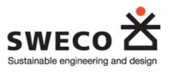 Sweco kunde besøksregistrering