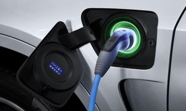 Miljøvennlig elbil lader